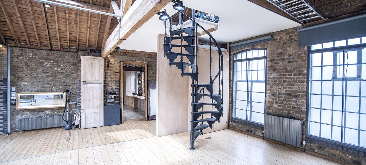 A Converted Victorian Factory  26