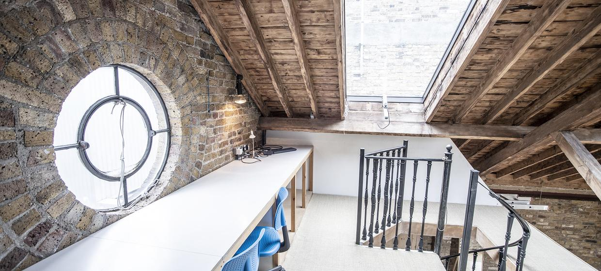 A Converted Victorian Factory  22