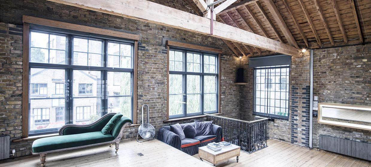 A Converted Victorian Factory  25