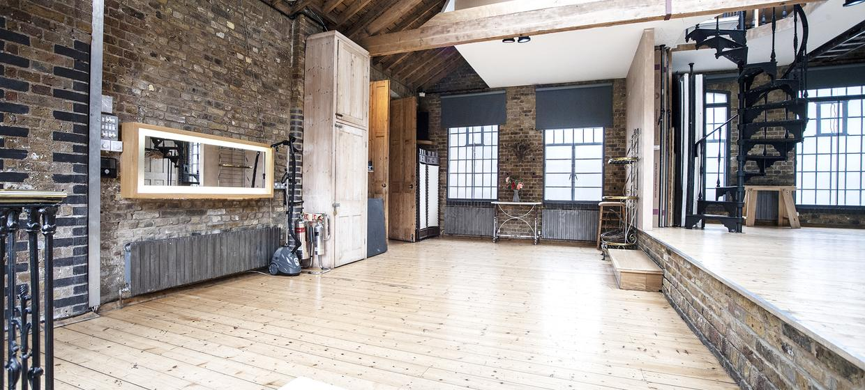 A Converted Victorian Factory  28