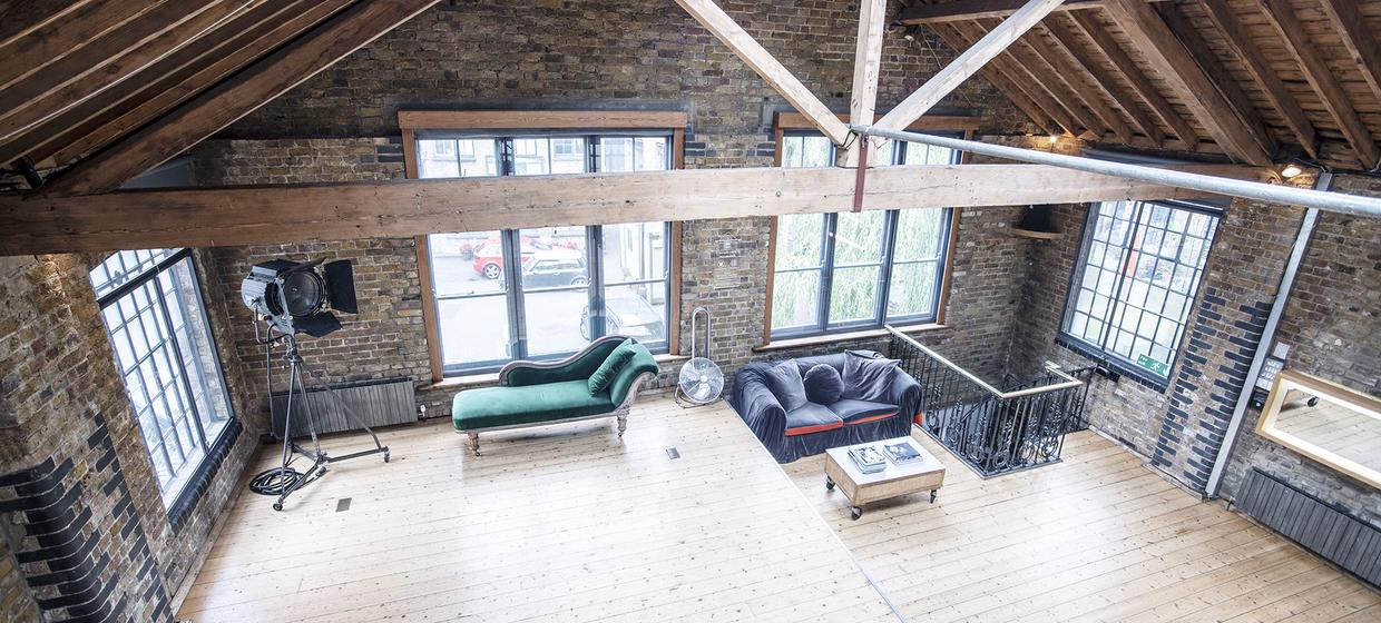 A Converted Victorian Factory  2