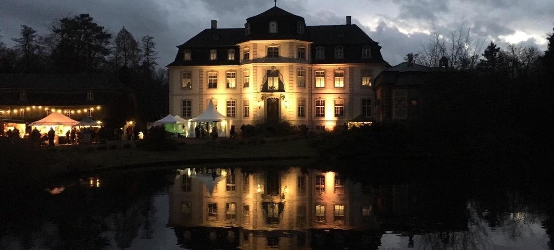 Weihnachtsfeier in der Weihnachtsscheune von Schloss Türnich 2
