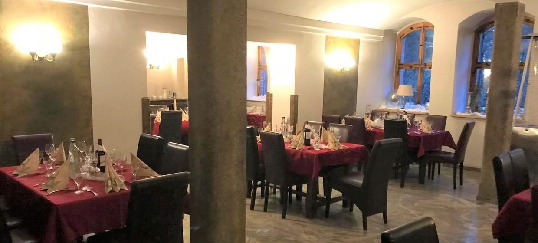 Restaurant Fasano im Jagdschloss 8