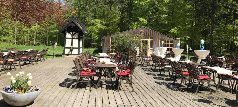 Restaurant Fasano im Jagdschloss 9