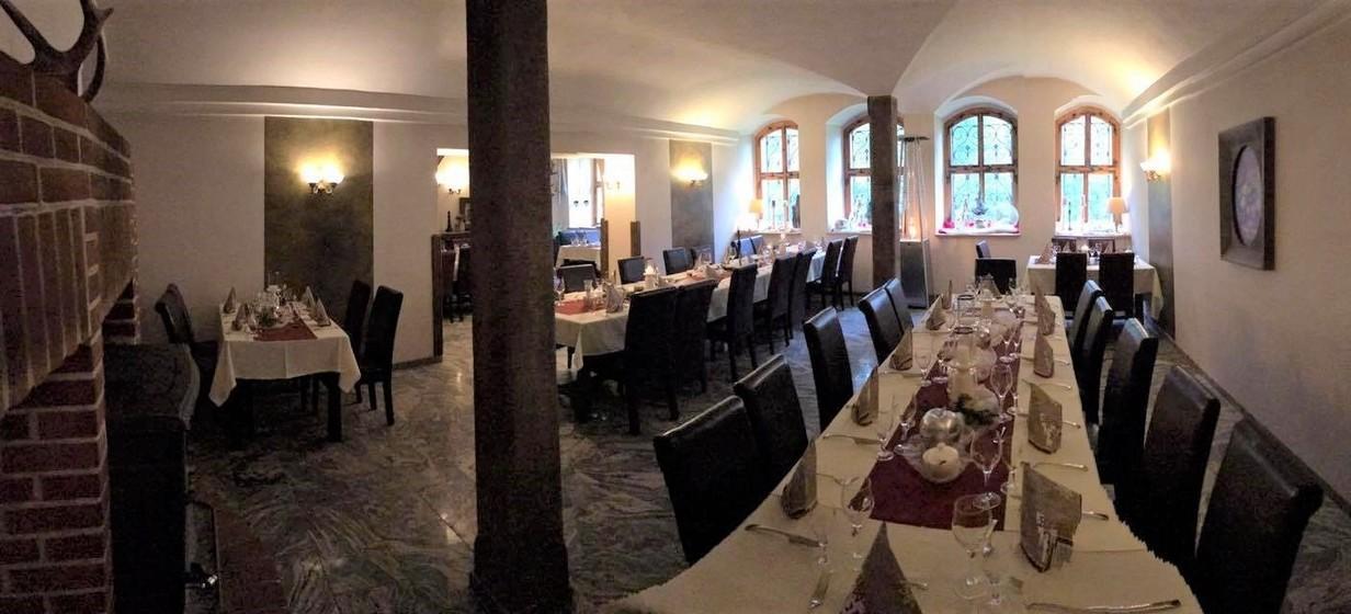 Restaurant Fasano im Jagdschloss 6