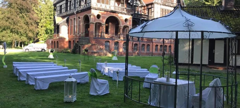 Restaurant Fasano im Jagdschloss 10