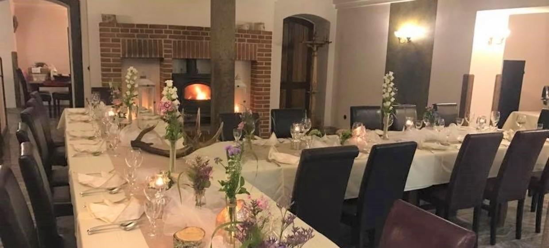 Restaurant Fasano im Jagdschloss 5