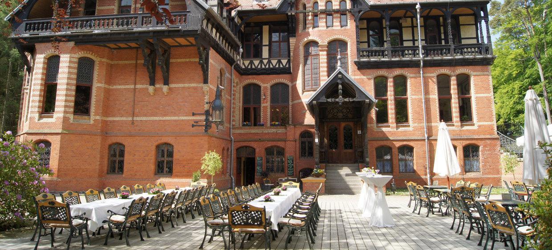 Restaurant Fasano im Jagdschloss 1