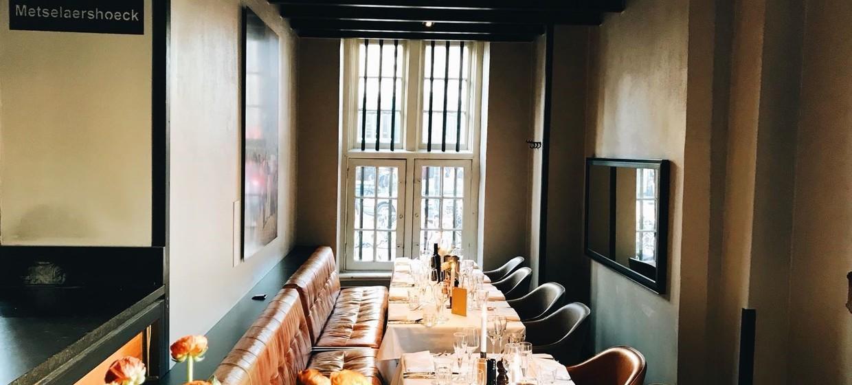 Restaurant Café in de Waag 2
