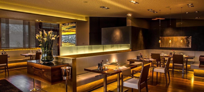 Private Dining Rooms im GOLDBERG 2