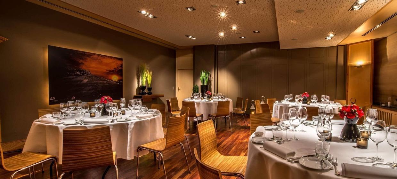 Private Dining Rooms im GOLDBERG 1