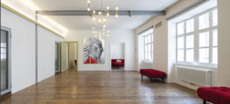 Business Lounge im Mozarthaus Vienna 1