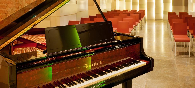 Bösendorfer-Saal im Mozarthaus Vienna 5