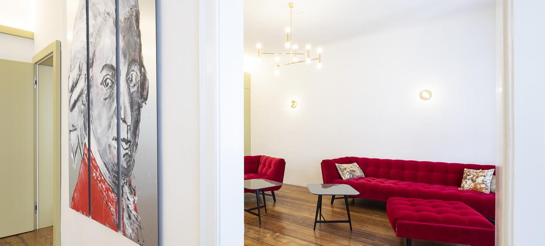 Business Lounge im Mozarthaus Vienna 2
