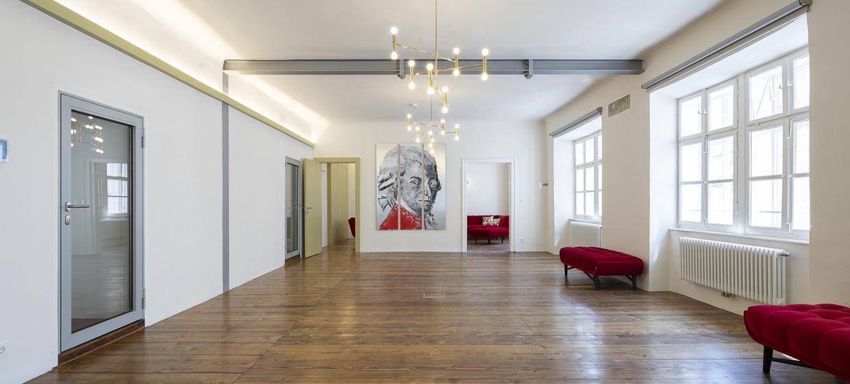 Business Lounge im Mozarthaus Vienna 4