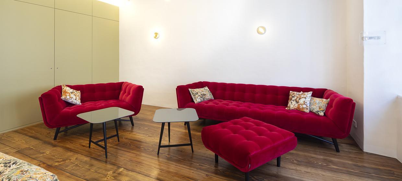 Business Lounge im Mozarthaus Vienna 5