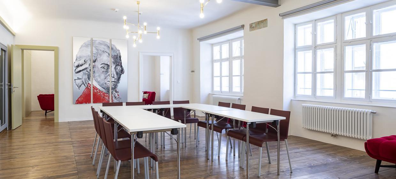 Business Lounge im Mozarthaus Vienna 6