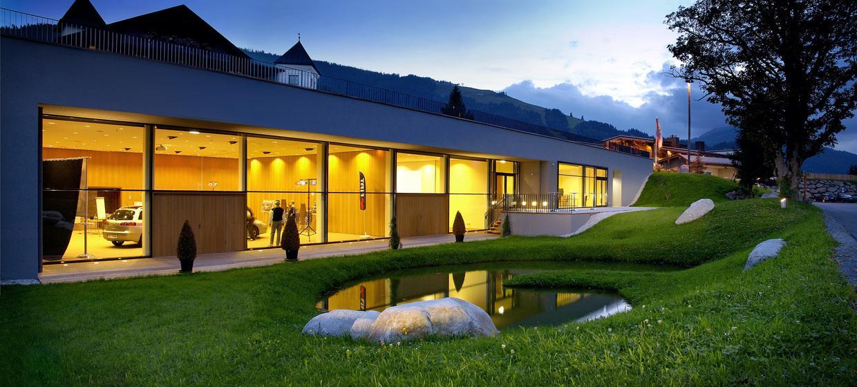 Seminar- Tagungshotel Krallerhof 12