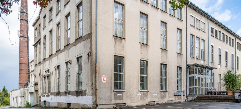 Meetingraum in alter Papierfabrik 3