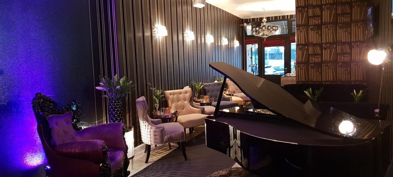 Humboldt1 Palais Hotel & Bar 9