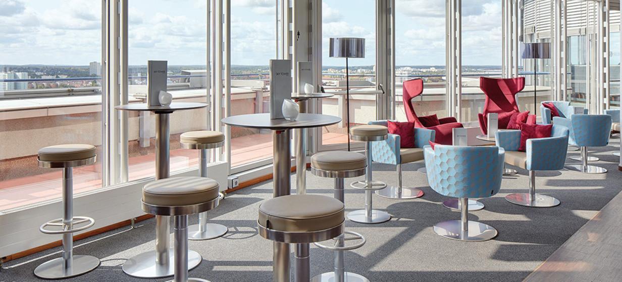 Tagungshotel mit spektakulärem Blick über Berlin 7