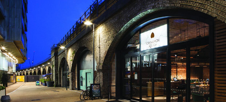 Cinnamon Kitchen Battersea 5