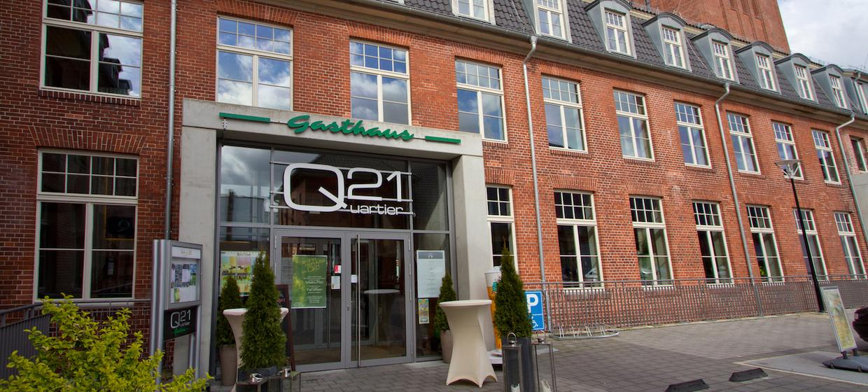 Quartier 21 Gasthaus 15