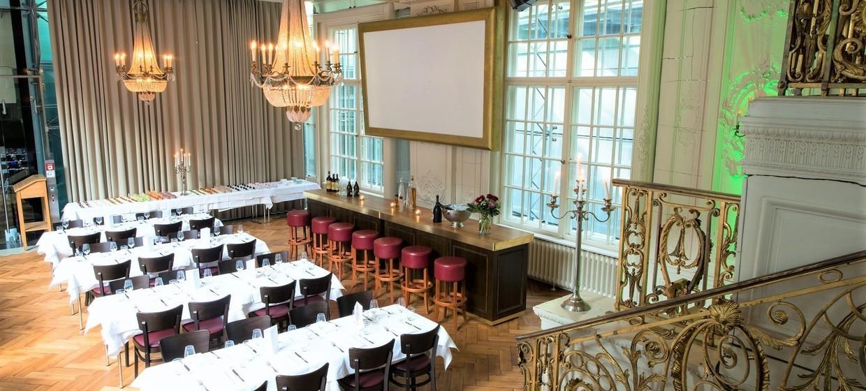Historischer Frühstückssaal 1