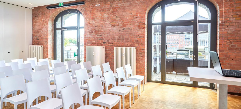 Meetingräume Ultimo mit Spreeterrasse 1