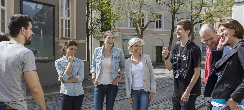 VIP-Programm der Bavaria Filmstadt 1