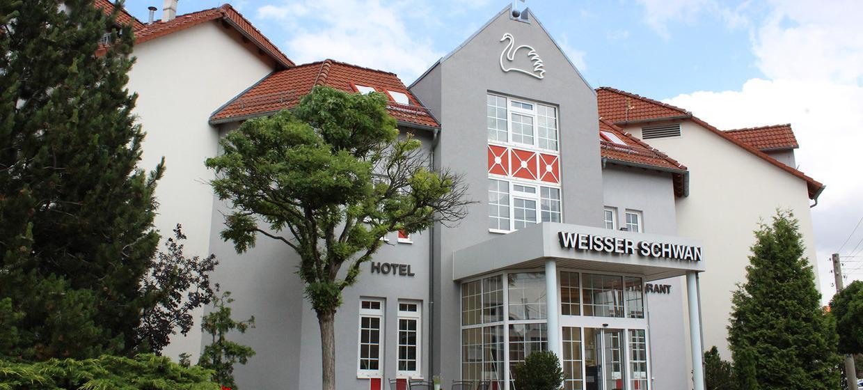 Hotel Weisser Schwan 1