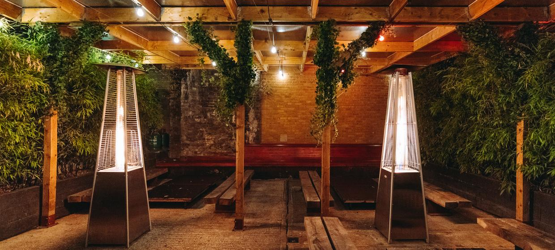 A Hideaway Venue with a Secret Garden  6