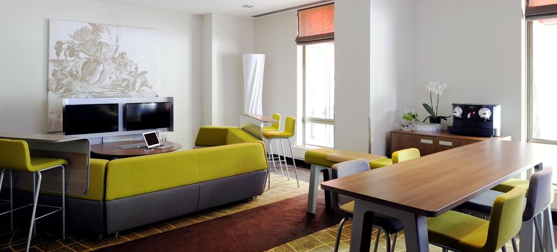 Amsterdam Marriott Hotel 6