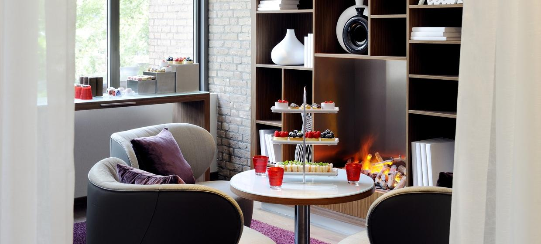 Amsterdam Marriott Hotel 7