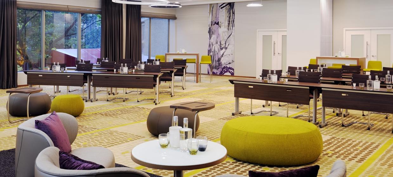 Amsterdam Marriott Hotel 8