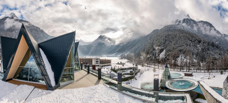 AQUA DOME - Tirol Therme Längenfeld 18
