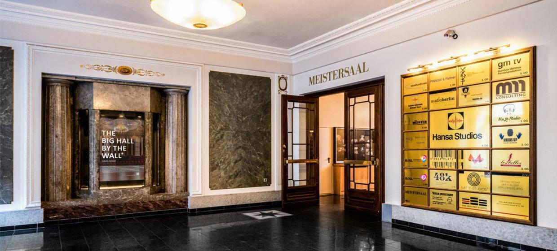 Meistersaal am Potsdamer Platz 10