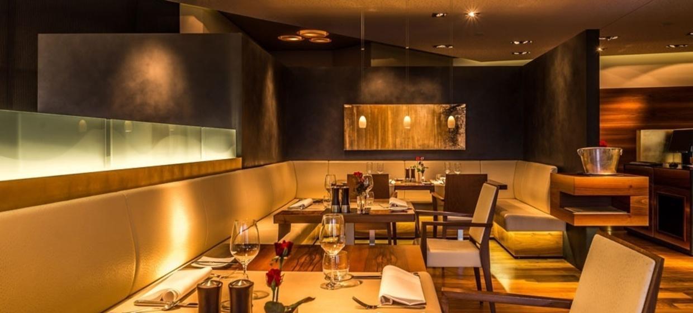 Private Dining Rooms im GOLDBERG 4