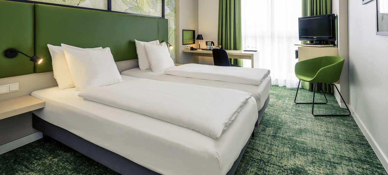Mercure Hotel Hannover Mitte 9