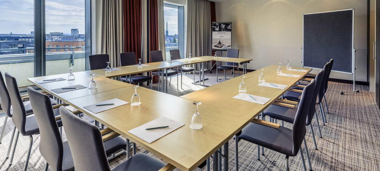 Mercure Hotel Hannover Mitte 7