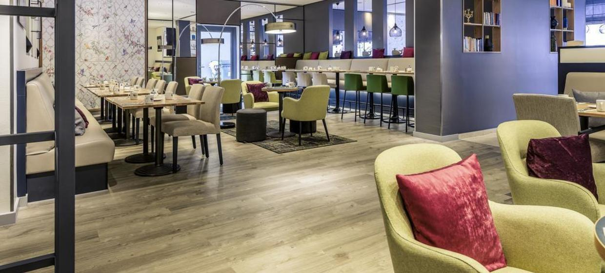 Mercure Hotel Hannover Mitte 4