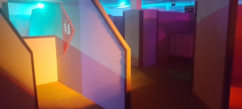 Lasertag Arena Berlin Schöneweide 10