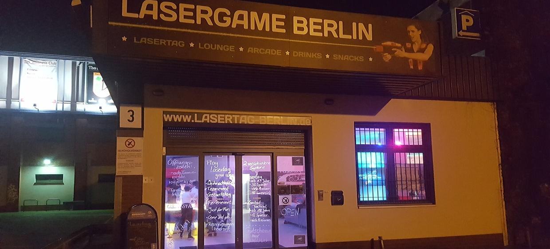 Lasertag Arena Berlin Schöneweide 15