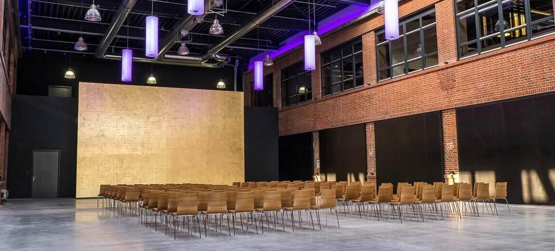 GOLDBERGWERK - Raum für Events 7