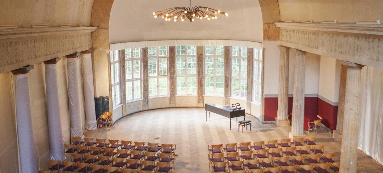 Schießhaus Weimar 1