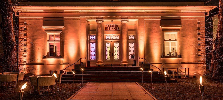 Theater im Zimmer - Villa für Events 22