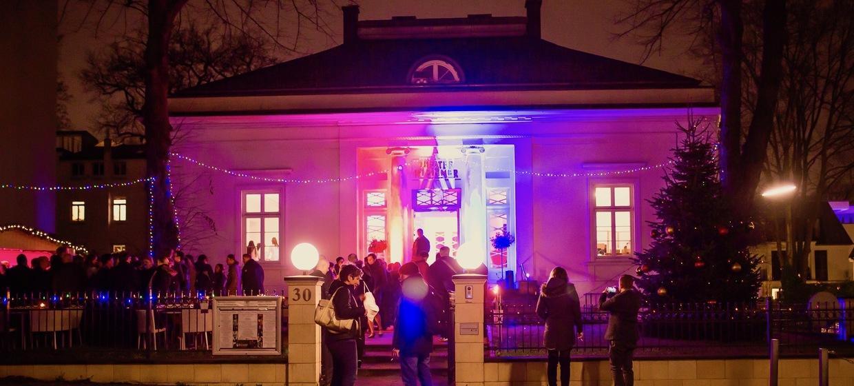 Theater im Zimmer - Villa für Events 20
