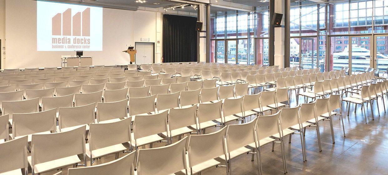 media docks - business & conference center 1