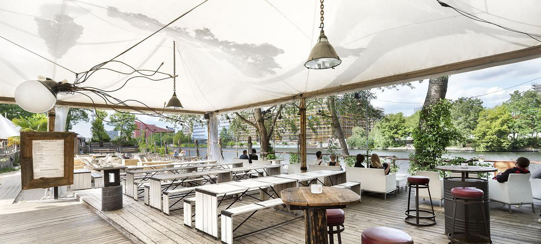 SAGE Restaurant und Beach 4