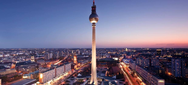 Berliner Fernsehturm 14